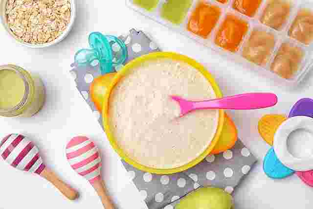 6 Delicious Instant Porridge Choices for Babies, Perfect For Busy Moms