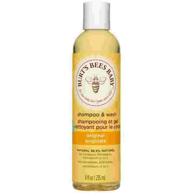 Moms, Here Are 7 Best Baby Shampoo Brands For Toddlers' Smooth & Health Hair