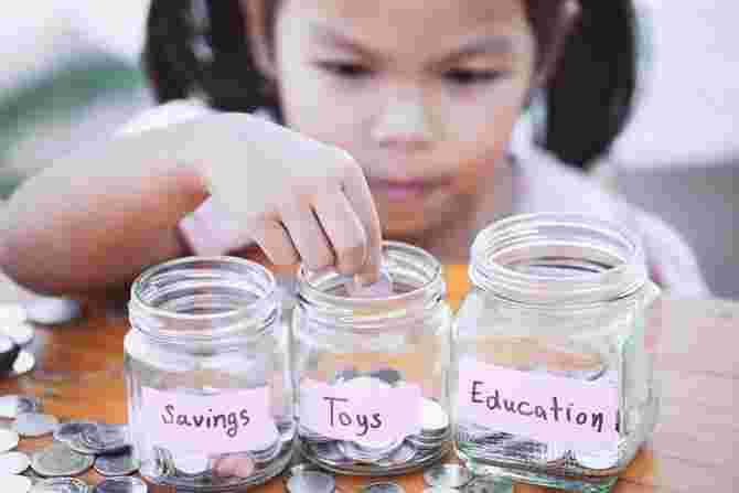 The Best Education Savings Plan For Your Children's Future - It All Begins Here!
