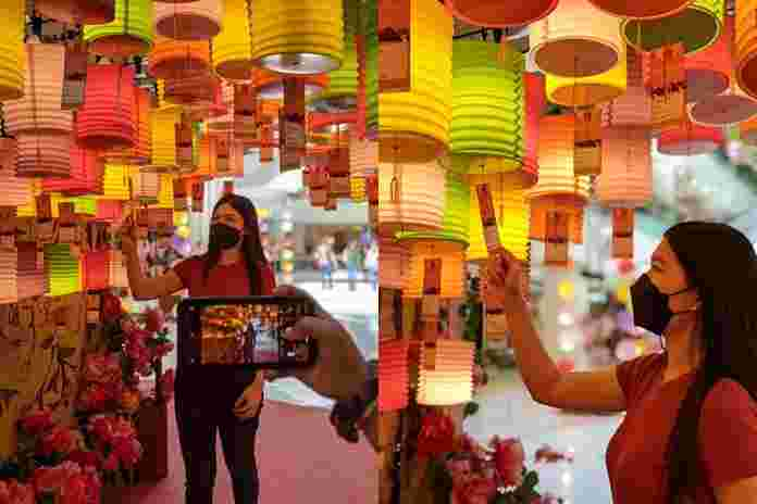 Light Up Your Celebration for Mid-Autumn Festival at Sunway Putra Mall