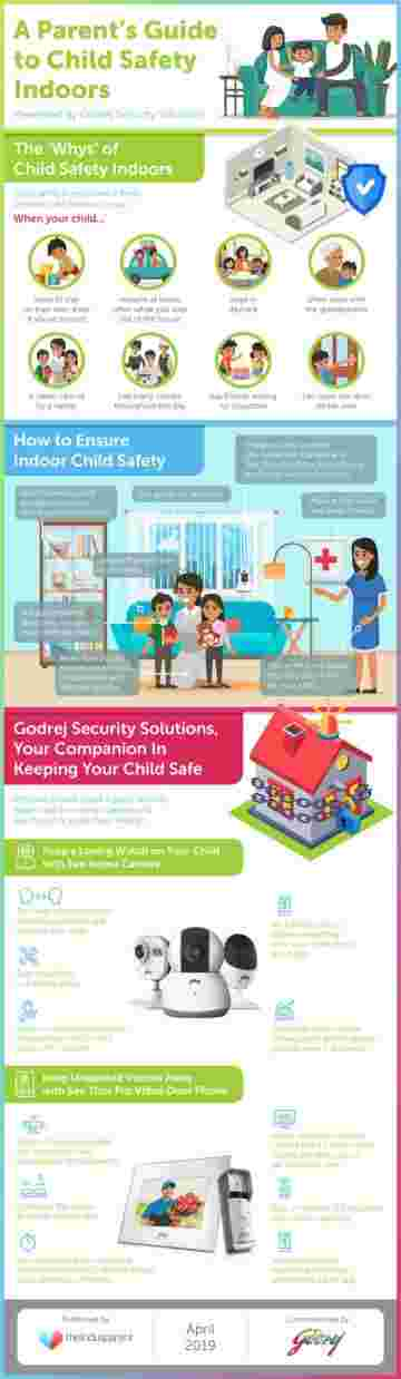 A Parent's Guide To Indoor Child Safety
