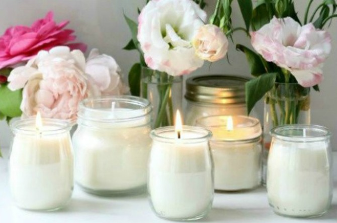 scented candles bad for health