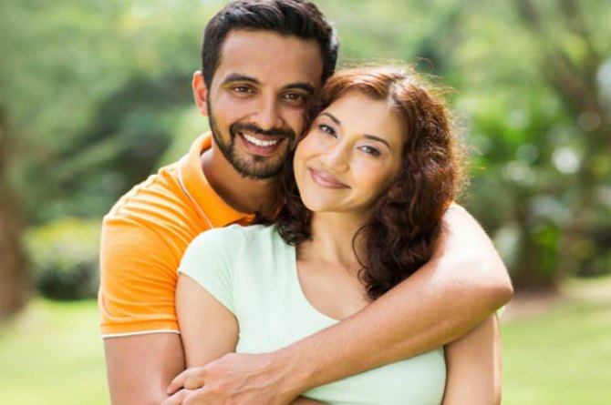 """happy couple """"Why I deliberately delayed motherhood and I don't regret it"""""""