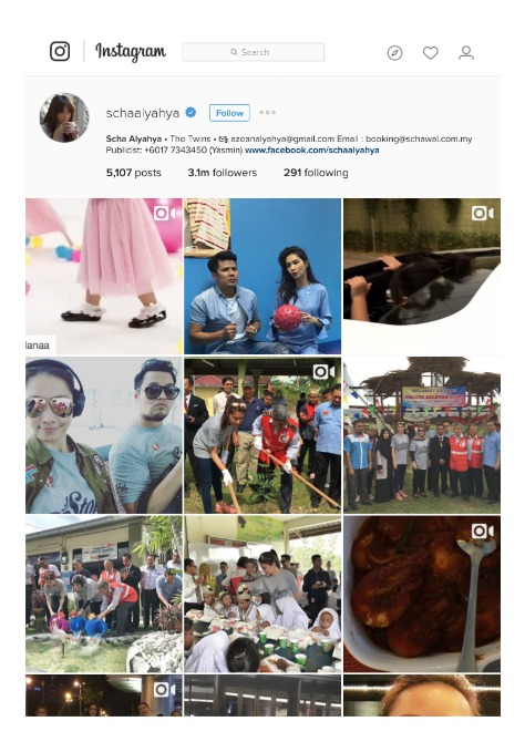 1 5 Inspiring Instagrammers in Malaysia