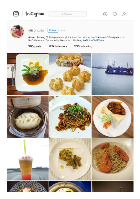 1 9 Inspiring Instagrammers in Malaysia