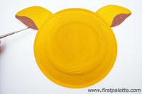 paperplateanimals step4a Fun Kid Projects: Paperplate Animals