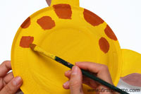 paperplateanimals step4b Fun Kid Projects: Paperplate Animals