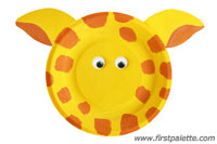 paperplateanimals step5 Fun Kid Projects: Paperplate Animals