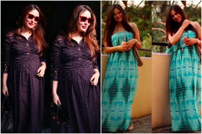 d30c034aeddab 3 Easy, Breezy Maternity Styles By These Mums-To-Be Will Steal Your ...