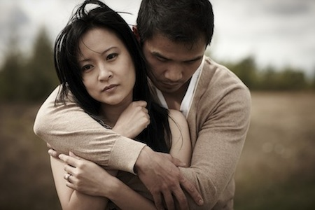sad asian couple12 Real mum stories: A Malaysian mum's story of how she overcame physical abuse