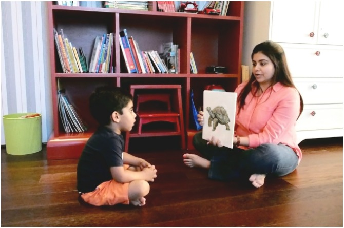 "src=http://admin.theindusparent.com/wp content/uploads/2016/11/tejal Bajla feature.jpg ""Going back to work after being a full time mother for 3.5 years was one of the toughest decisions"""