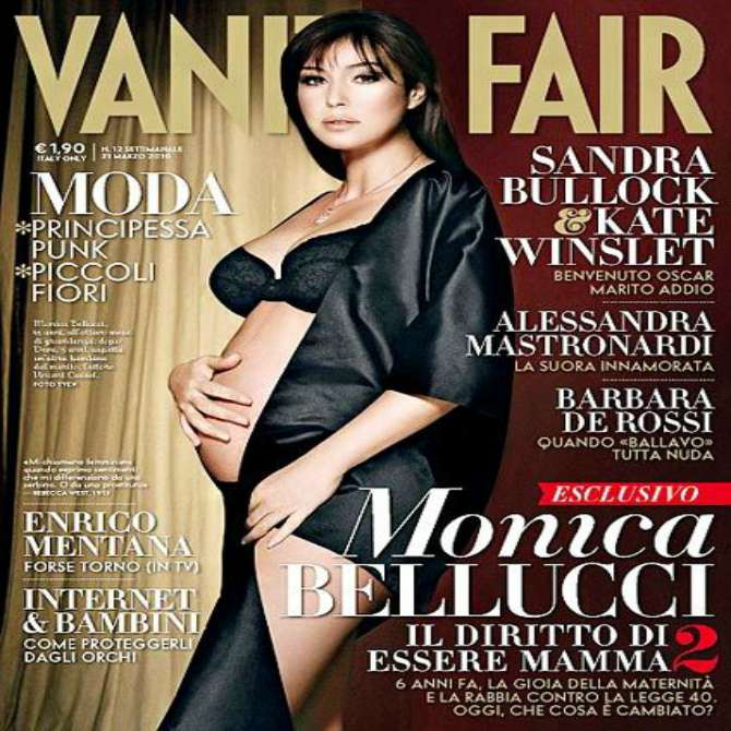 src=http://hindi admin.theindusparent.com/wp content/uploads/sites/10/2016/01/monica belluci.jpg magazine के cover पर pregnant celebrity !