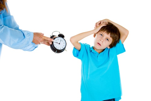 child discipline problems
