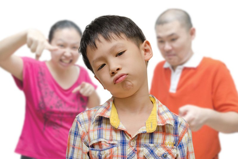 disciplining your children