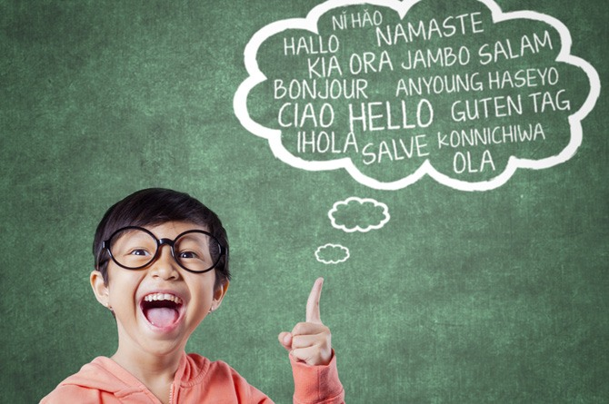 teaching your kids to be bilingual