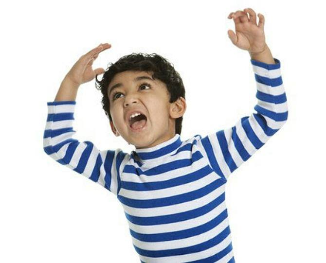 mad Defiance: Managing it through different stages of kids' development