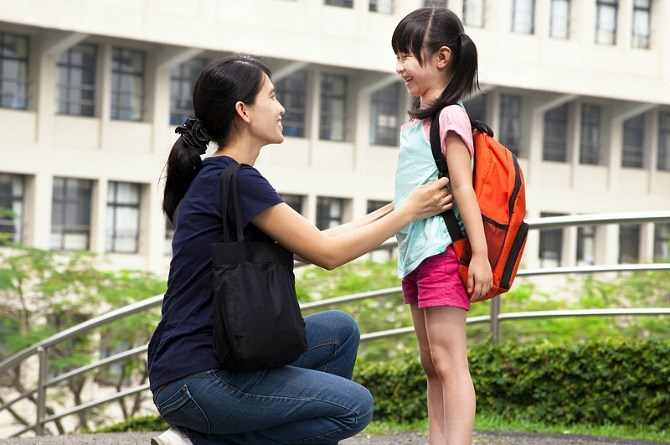 emotions mommies feel when their firstborn starts school