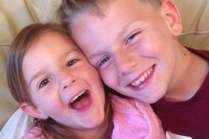 Boy Accidentally Discovers Sister's Cancerous Tumor While Tickling Her