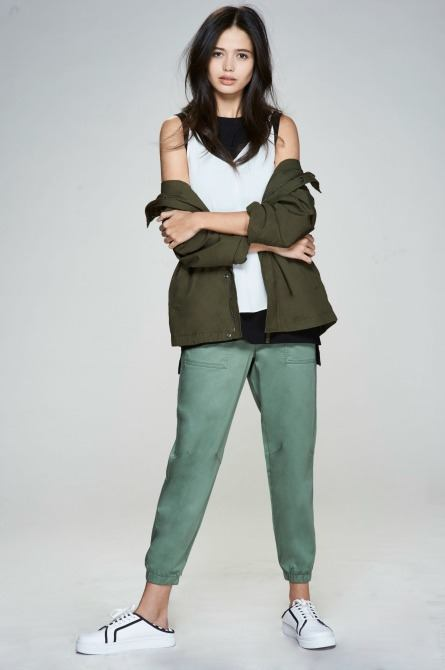 uniqlo 1 Top celebrity stylist Liz Uy shares her style secrets for moms on the go