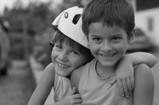 give your child a brother or sister