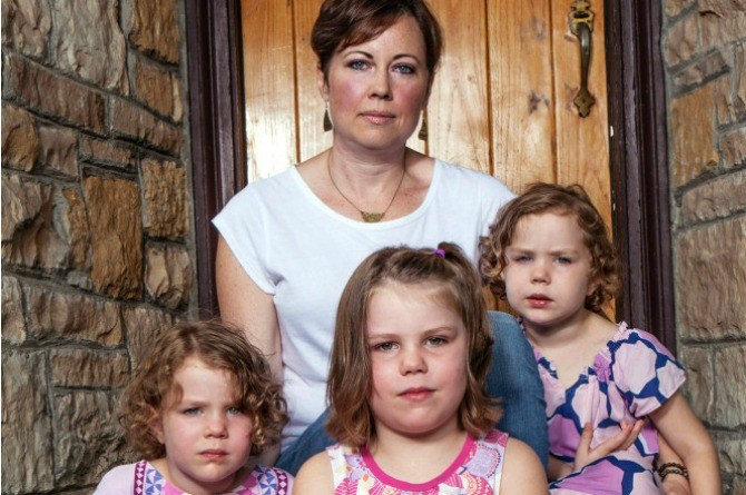 omeara Anti vaccination mom devastated after 3 daughters get lethal infection!