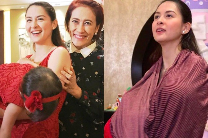 "Marian Rivera on breastfeeding in public: ""You can't bash me for doing my obligation as a mother"""