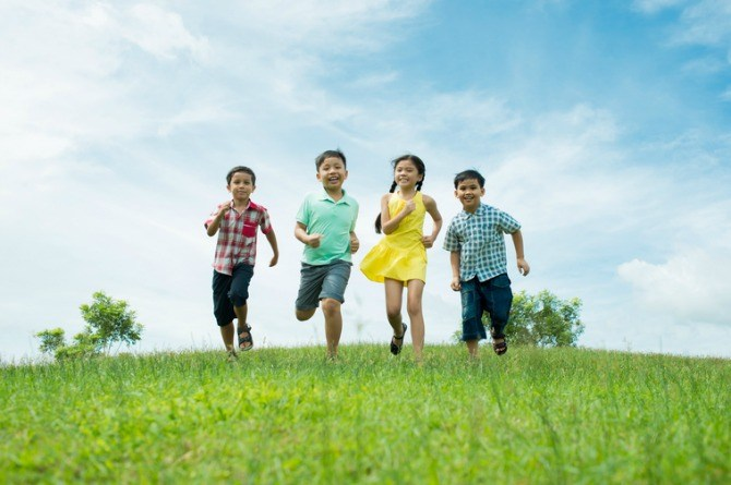 """active play """"Play is a birthright"""": The lifelong benefits of active play, according to a pediatrician"""
