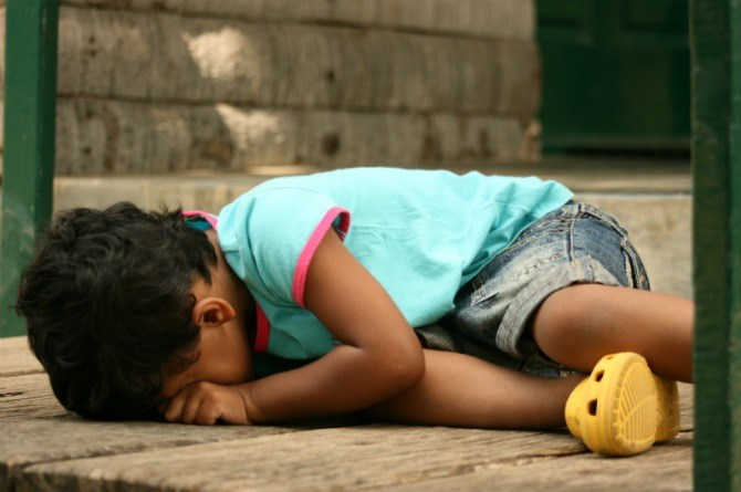 tantrum feat 5 Things to remember when dealing with first day of school meltdowns