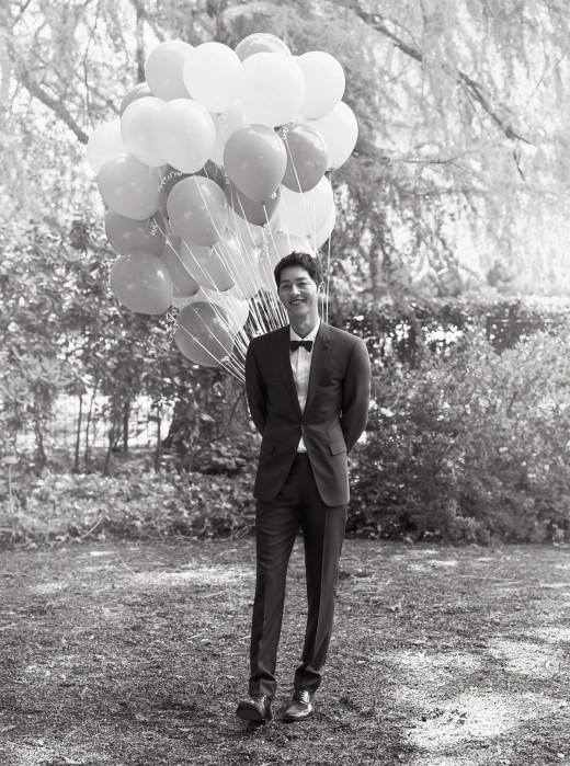 Song Joong Ki Prenup LOOK: SongSong Couple's wedding, prenup photos released