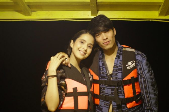 maxene fireflies Want to make travelling with 'the one' extra fun? Take your cue from Maxene Magalona and fiancé Robby Mananquil