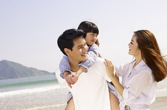Philamlife 3 How can you #livebetter to see your kids grow up happy? Real parents weigh in