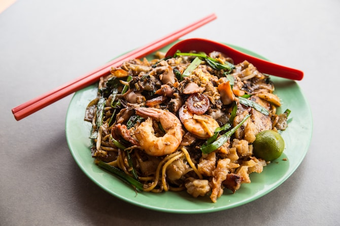 STB Char kway teow min One island: A world of flavors to discover
