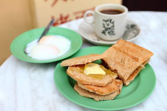 STB Kaya toast min One island: A world of flavors to discover
