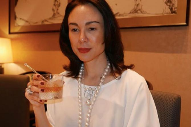 "gretch barretto mistress ig ""I am happily his mistress""   Gretchen Barretto on longtime partner Tonyboy Cojuangco"