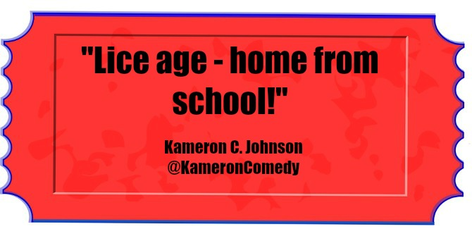 Lice Age - Home From School