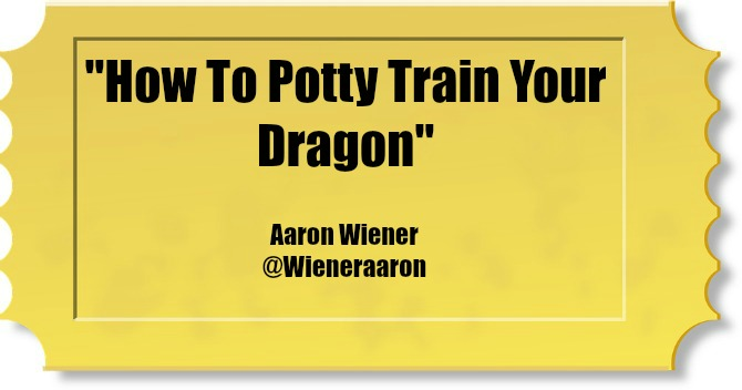 How to Potty Train Your Dragon