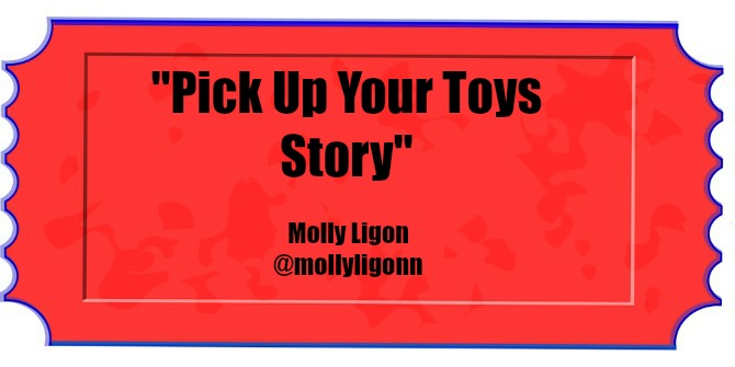 Pick Up Your Toys Story