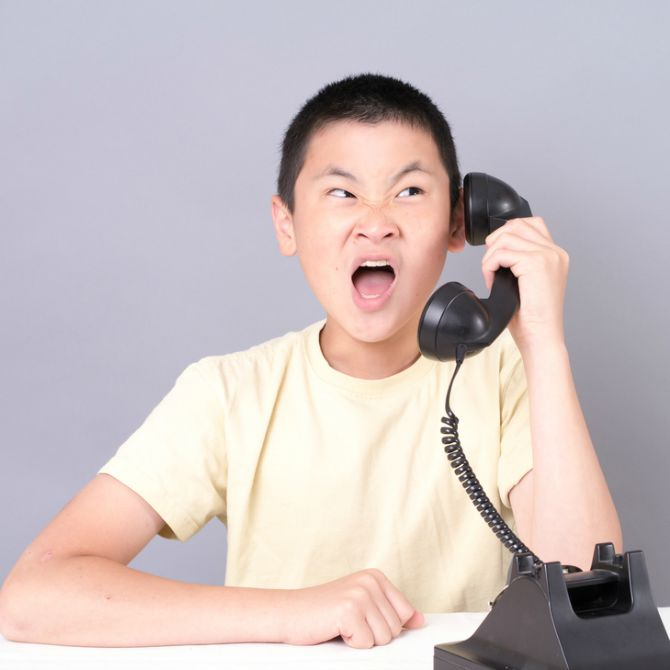 """Let your child grow up with the """"customer is always right"""" mentality"""