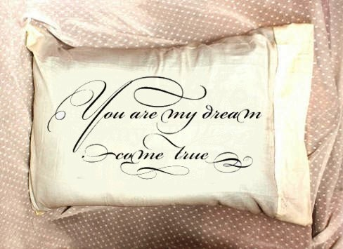 Pillow Quotes Pillow Case by Papemelroti P179 each