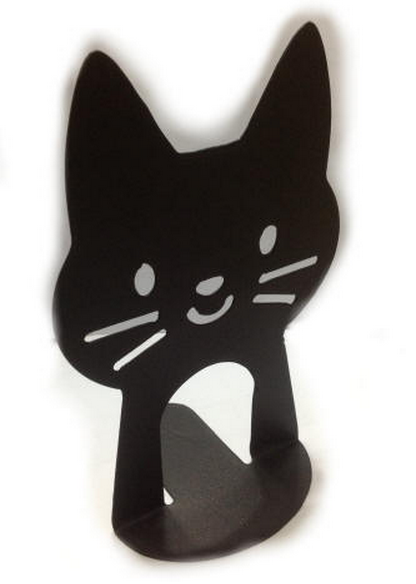 Bookish Kitty Bookends by Papemelroti P498 per pair