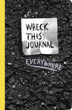 Wreck this Journal Everywhere by Keri Smith P395