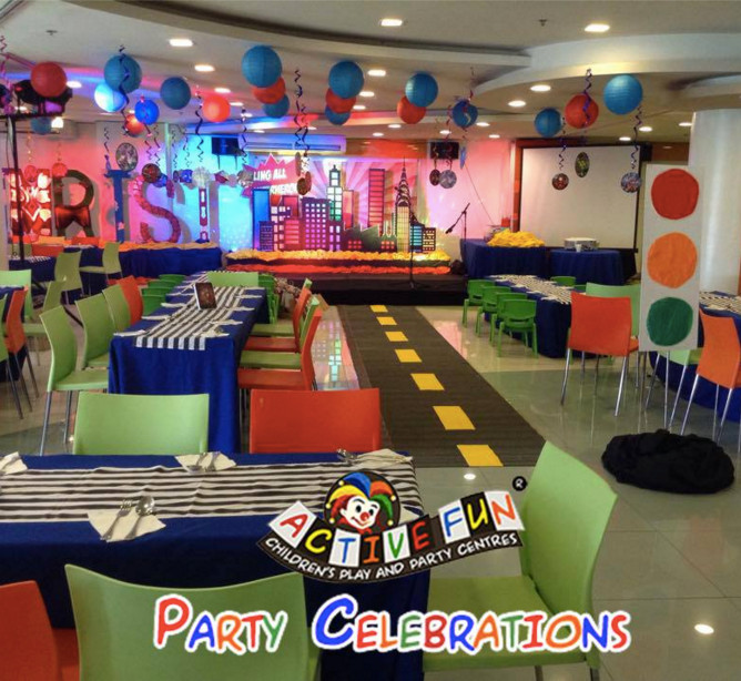 20 kids birthday party packages from restaurants in metro for Rooms for kids chicago