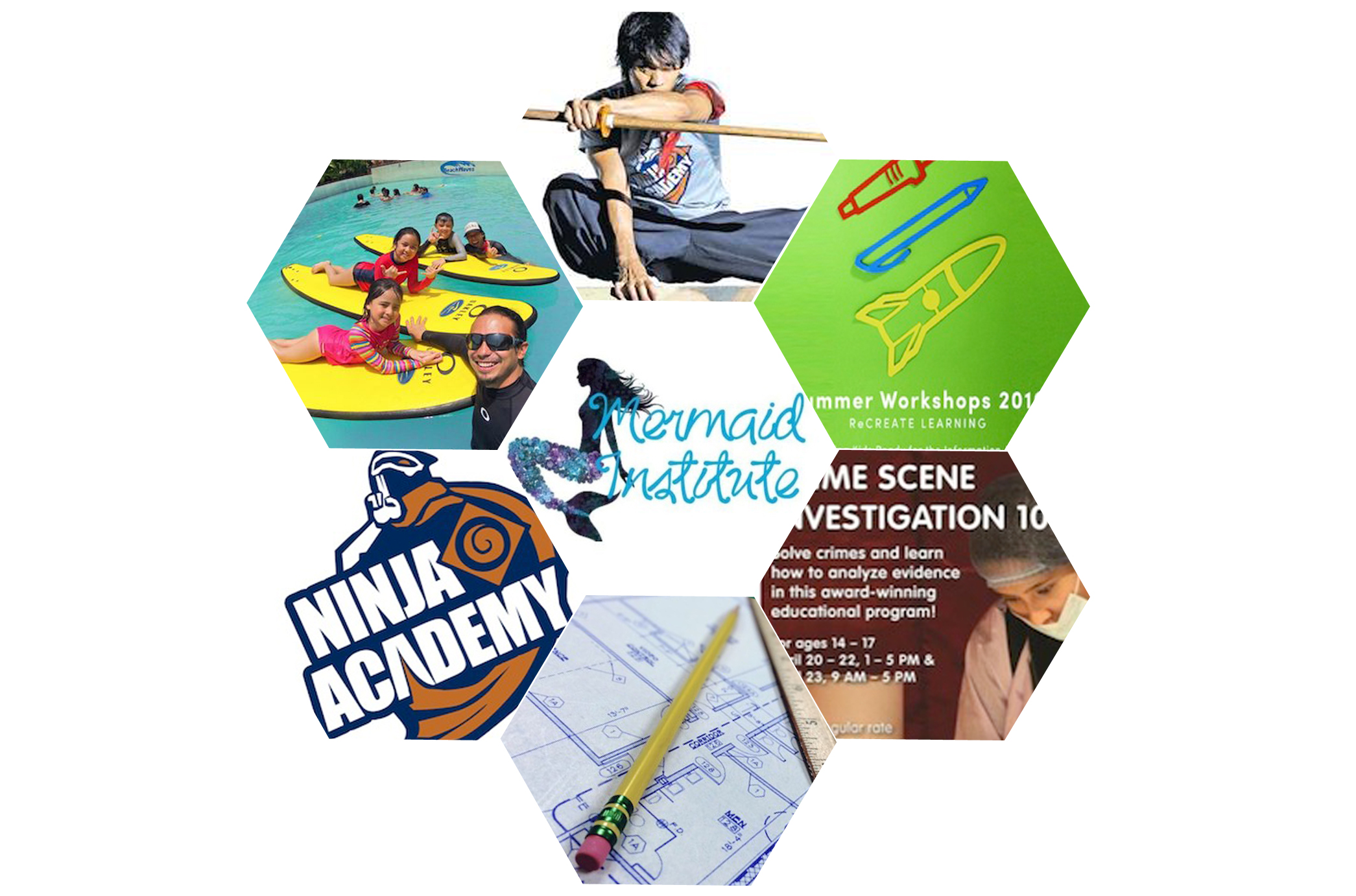 2016 summer workshops for kids that teach unique and useful life skills
