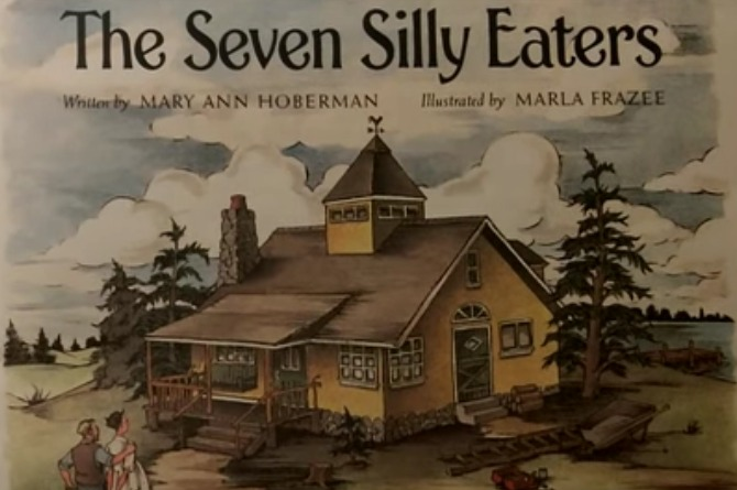 The Seven Silly Eaters by Mary Ann Hoberman
