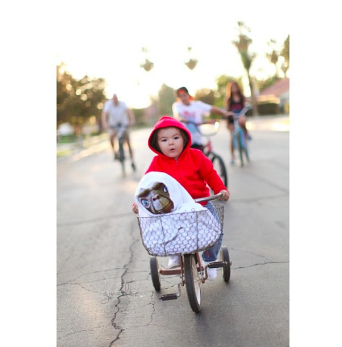 Each year, 3-year-old Willow Lee keeps surprising the internet with the cutest Halloween costumes.