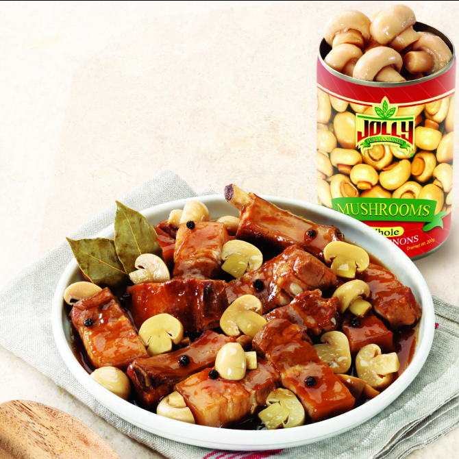 Cook Adobo with a twist