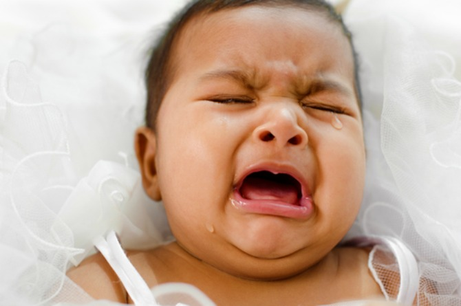 You are NOT failing if your baby cries constantly or can't sleep