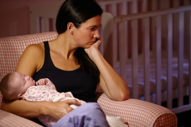 You are NOT failing if you feel resentment for your baby
