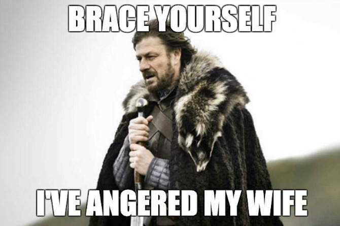 6 Little things husbands do that irritate their wives