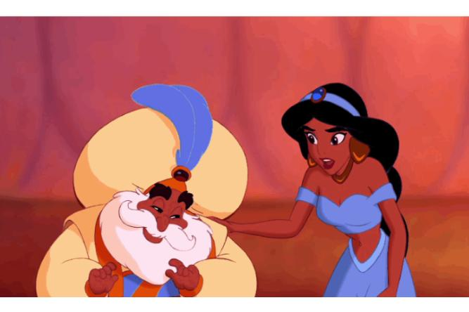 Jasmine and the Sultan